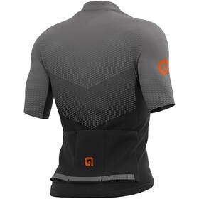 Alé Cycling Graphics PRR Delta Maglietta a maniche corte Uomo, grigio/nero